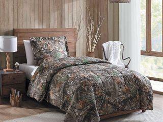 Edge Comforter Set by Realtree Edge
