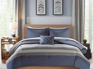 Intelligent Design Marsden Full 8 Pc  Comforter Set Bedding