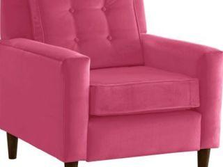 Skyline Furniture Premier Hot Pink Arm Chair