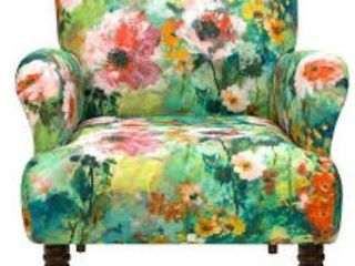 Skyline Furniture Juliet Multi Color Floral Chair