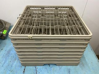 16 Compartment Tall Dishwasher Rack