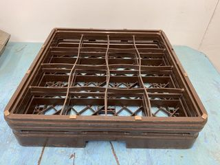 16 Compartment Dishwasher Rack
