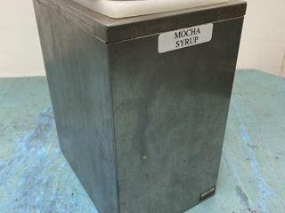 Server Stainless Steel Condiment Dispenser