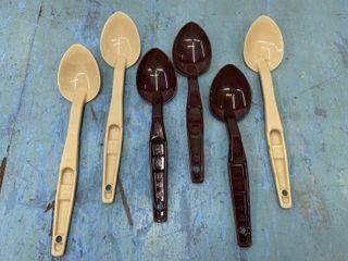 Cambro High Heat Serving Spoons