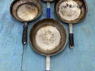 10  Aluminium Frying Pan