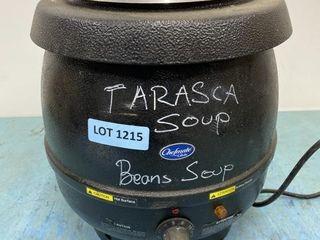 Chefmate Round Soup Gravy Warmer