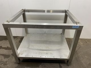 S S Combi Oven Stand 35 5  x 28  x 30