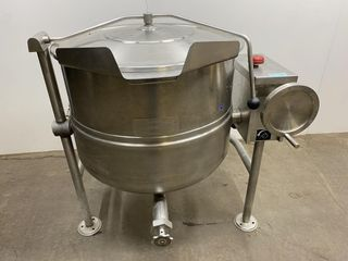 Cleveland KDl 40T 40 Gallon Jacketed Kettle