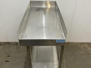 Custom S S Spacer Cabinet   14  x 30