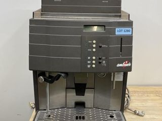 Schaerer Espresso Machine W  Dual Grinders