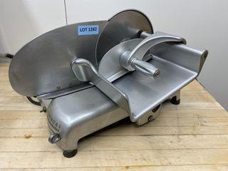 Machine Age Streamline Art Deco Hobart Meat Slicer