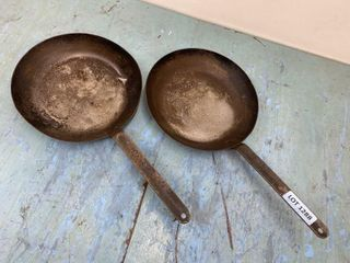 11 5  French Steel Frying Pan