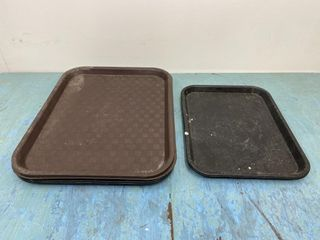 Misc Cafeteria Trays