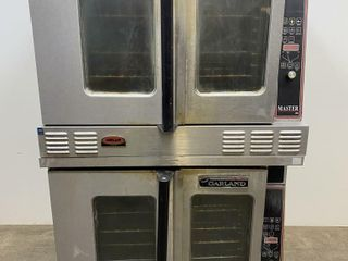 Garland Master Series Gas Convection   DBl Stack