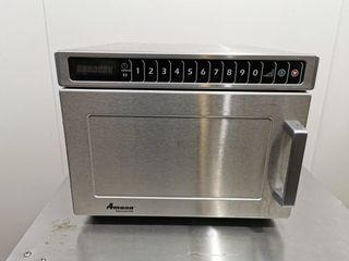 Amana S S 1800 Watt Commercial Microwave
