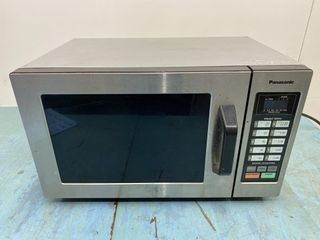 Panasonic S S Commercial Microwave