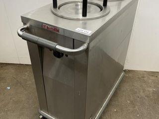 Hatch Portable Heated Plate lowerator