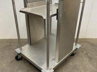 S S Portable Dish Rack lowerator