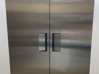 True T 49 S S 2 Door Cooler   Very Clean
