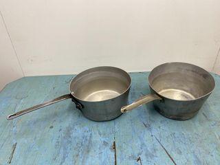 Aluminium Sauce Pot   10 5