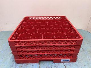 30 Compartment Dishwasher Rack