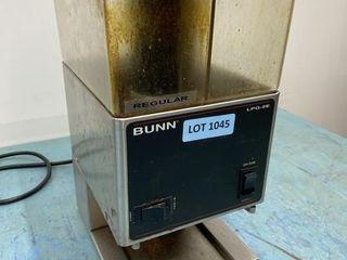 Bunn low Profile Dual Hopper Coffee Grinder