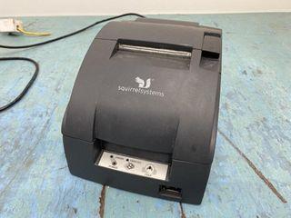 Epson TM U220B Thermal Receipt Printer