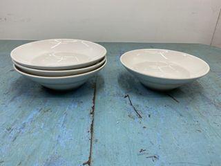 9  Wide Rim Soup Bowl