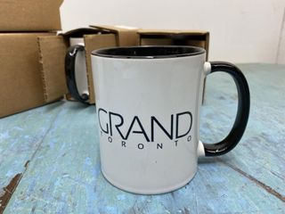 Grand Toronto Branded Mugs x 5
