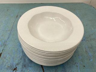 9 5  Royal Doulton Pasta Bowls x 12