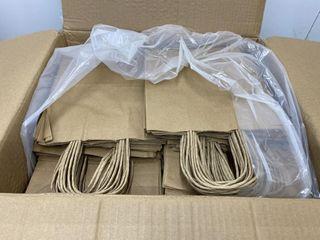 8  x 4  x 10  Paper Shopping Bags