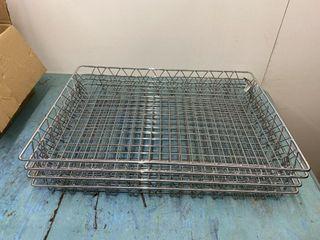 Wire Baskets x 4