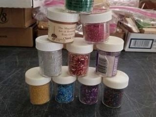 10 1OZ CONTAINERS OF SPARKlES