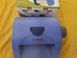 XYRON 510  5  WIDE STICKER MAKER  lAMINATOR