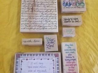 8 FAMIlY  FAITH  AND lOVE STAMPS