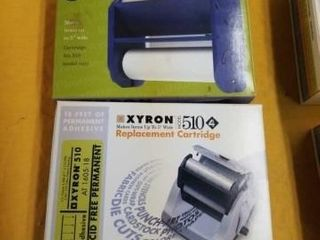2 XYRON 510 CARTRIDGE