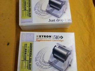 XYRON 510 REPlACEMENT CARTRIDGES