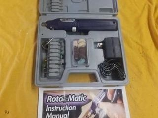 ROTO MATIC  PARTS AND ACCESSORIES