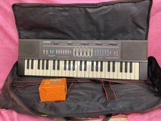 CASIO KEYBOARD WITH CASE