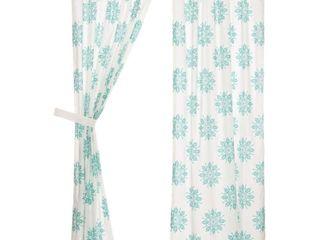 Mariposa Curtain Panels   Set of 2