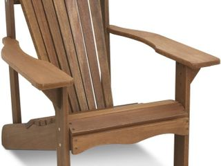 Ormond Hardwood Adirondack Patio Chair