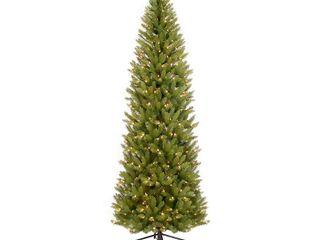 Puleo Tree Company Pre lit Artificial Christmas Tree
