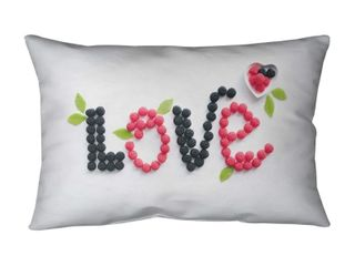 love   Berries Outdoor lumbar Pillow Set