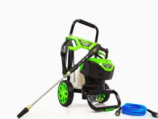 Greenworks Pro 2300 PSI 2 3 GPM Cold Water Electric Pressure Washer  Retail 279 00