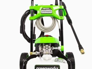Greenworks 1800 PSI 1 1 GPM Cold Water Electric Pressure Washer Retail 179 00