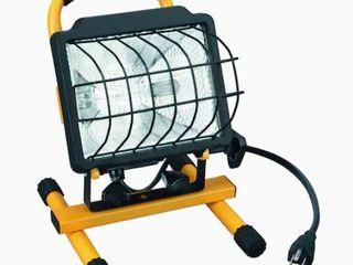 Utilitech Halogen 500 Watt Work light