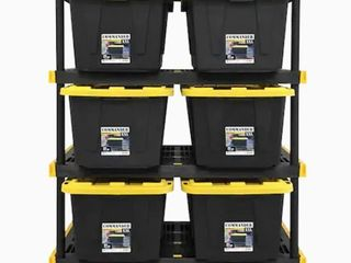 Commander Commercial Products 5 Tier Heavy Duty Shelving Unit
