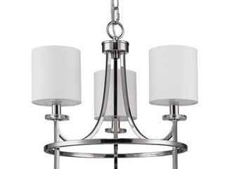Acclaim lighting Kara 3 light 18 Inch Wide Chandelier