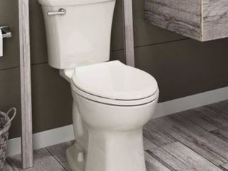 American Standard Edgemere Complete Toilet  Bone Color