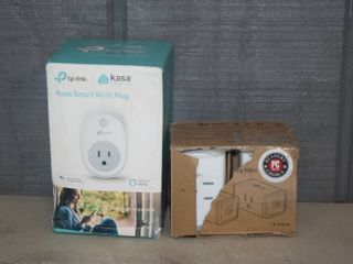 3 Smart Plugs Wifi